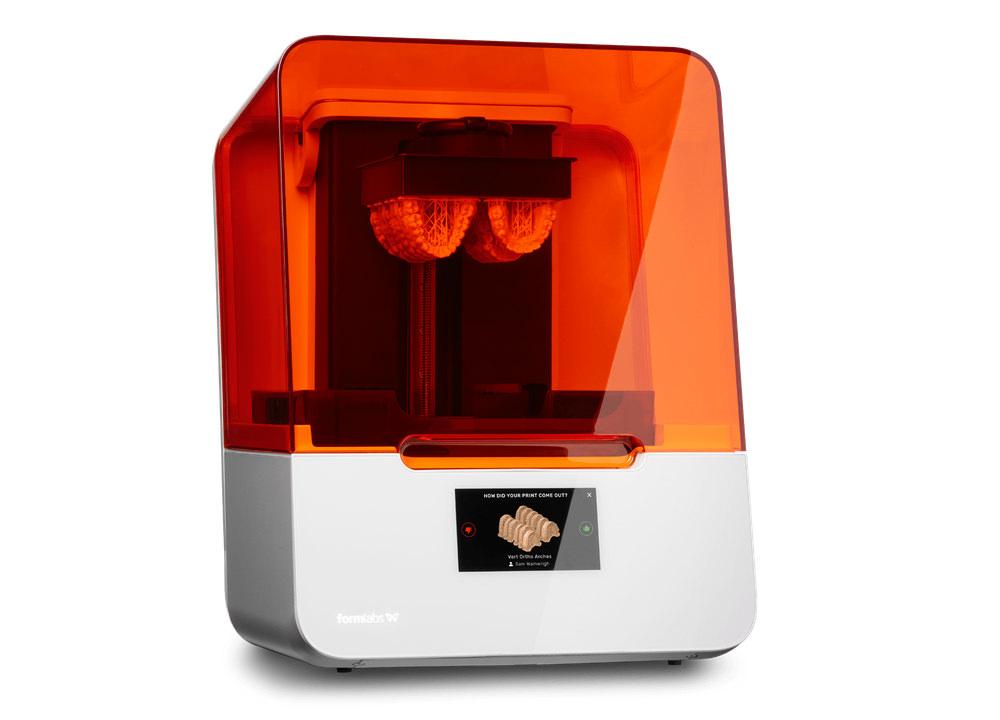 歯科用卓上小型3Dプリンター Form3 フォーム3