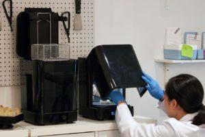 form3 洗浄・乾燥・硬化 後処理も簡単